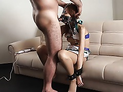 Blowjob Bdsm Asian Train Japanese Hardcore Domination