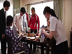 Teen Sister Japanese Gangbang Asian Bukkake