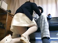 Blowjob Doctor Fetish Gorgeous Deepthroat Japanese Asian Hairy Hardcore