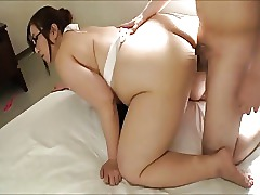 Asian Ass Bbw MILF