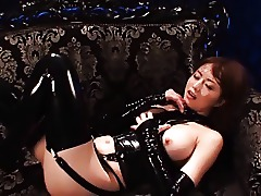 Bdsm Bondage Domination Japanese Latex