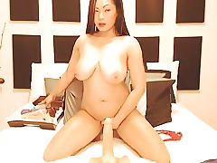 Asian Masturbation Webcam