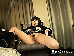 Amateur Asian Babe Brunette Couple Hairy Hardcore Japanese