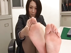 Asian Bus Feet Fetish Foot Fetish
