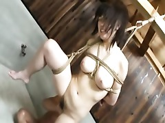 Asian Blowjob Bondage Crazy Kinky Threesome Train Wild