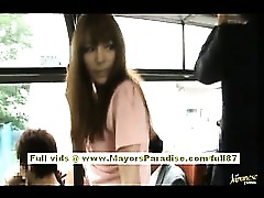 Amateur Asian Babe Bus Group Sex Hairy Pussy Teen