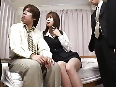 Blowjob Facials Japanese Masturbation Office
