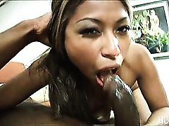 Dick Blowjob Black Asian Pussy Interracial Huge Cock