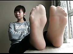 Stockings Nylon Foot Fetish Fetish Feet Asian