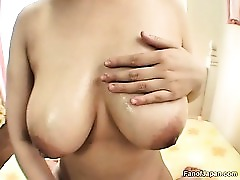 Asian Blowjob Fuck Oil