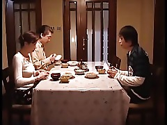 Ass Cum Cumshot Japanese Mammy MILF Old and Young