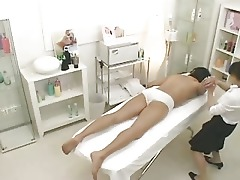 Ass Blowjob Massage